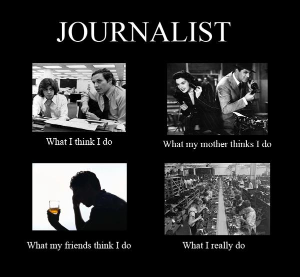 What Does a Professional Journalist Do? - Learn.org